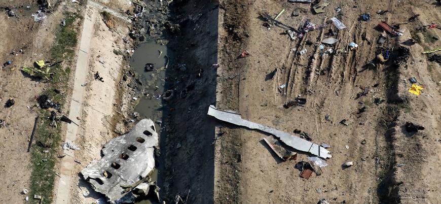 Ukrayna İran'ın düşürdüğü uçak için tazminat ve özür talep etti