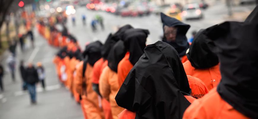 İnsan hakları örgütleri Guantanamo'nun kapanması için yürüyecek