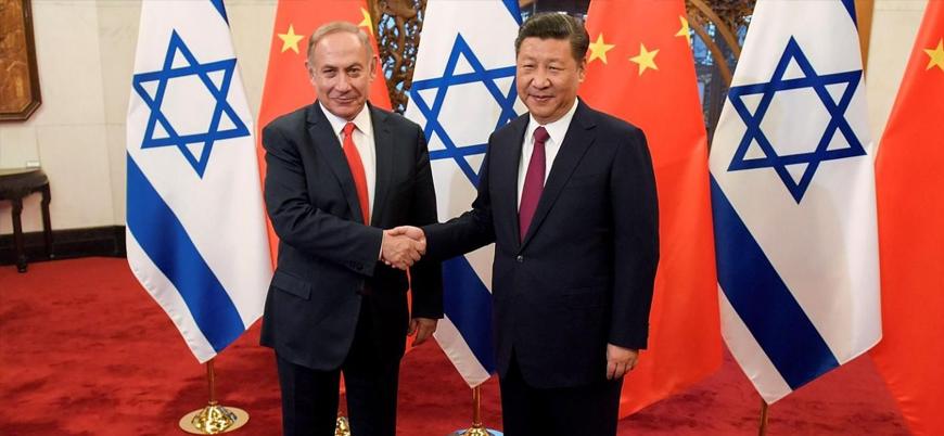İsrail Çin'in 'Bir Kuşak Bir Yol Projesi'nin neresinde?