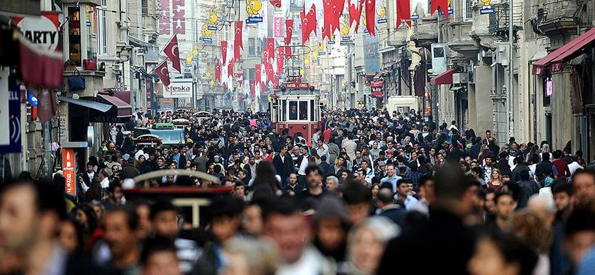Türkiye 'çok yaşlı ülke' sınıfına doğru ilerliyor