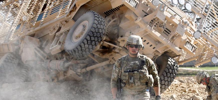 Afganistan'da ABD güçlerine bombalı saldırı