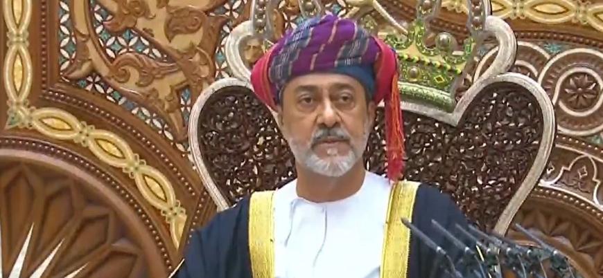 Umman'ın yeni sultanı Heysem bin Tarık: Merhumun izini takip edeceğiz