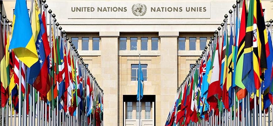 BM'de 7 ülke oy kullanma hakkını kaybetti