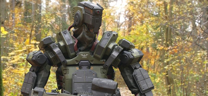 ABD sahada kullanmak için robot savaşçılar üretecek