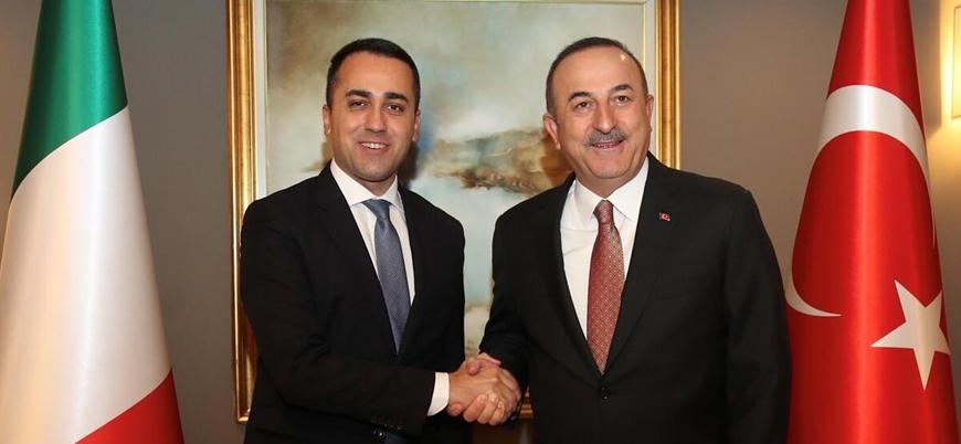 İtalya'dan Libya için 'üçlü mekanizma' çağrısı
