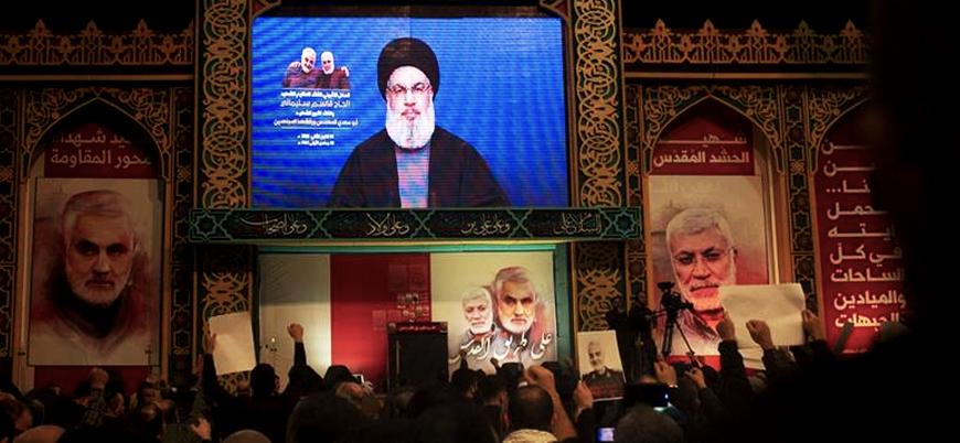 Hizbullah lideri Nasrallah: Süleymani için misillemeye başlayacağız