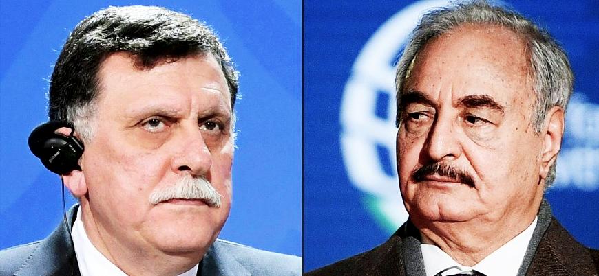 Libya'da taraflar ateşkes çağrısını kabul etti