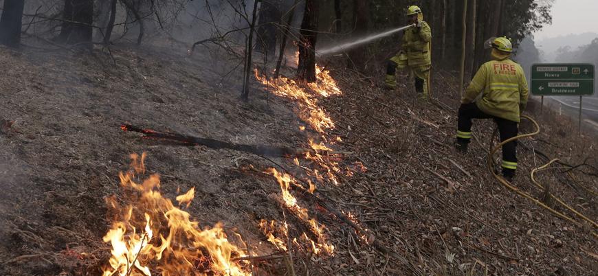 Avustralya'yı küle çeviren yangınlar kontrol altına alındı