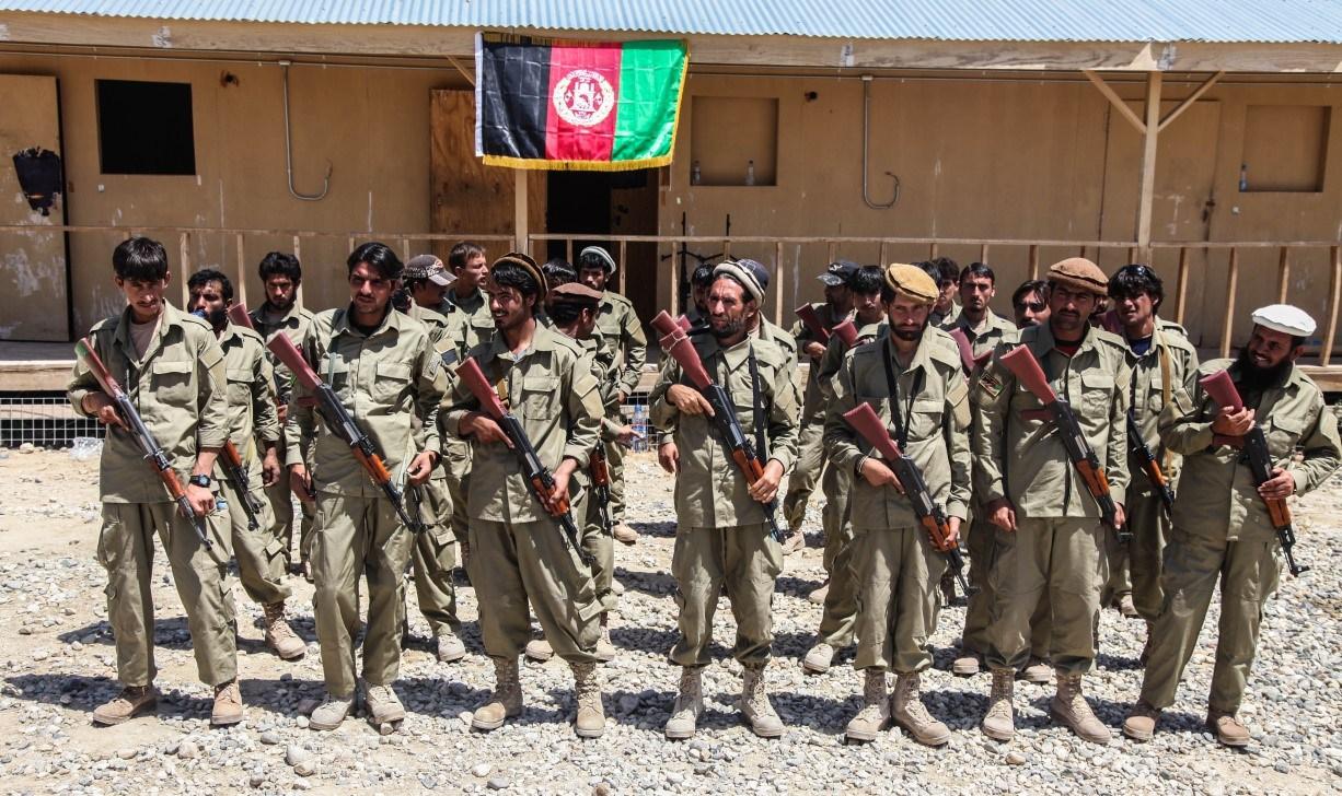 ABD'nin 'korucuları': Afgan Yerel Polisi