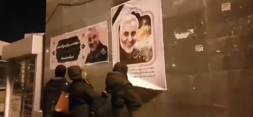 İran'da Devrim Muhafızları göstericilere karşı sokağa indi
