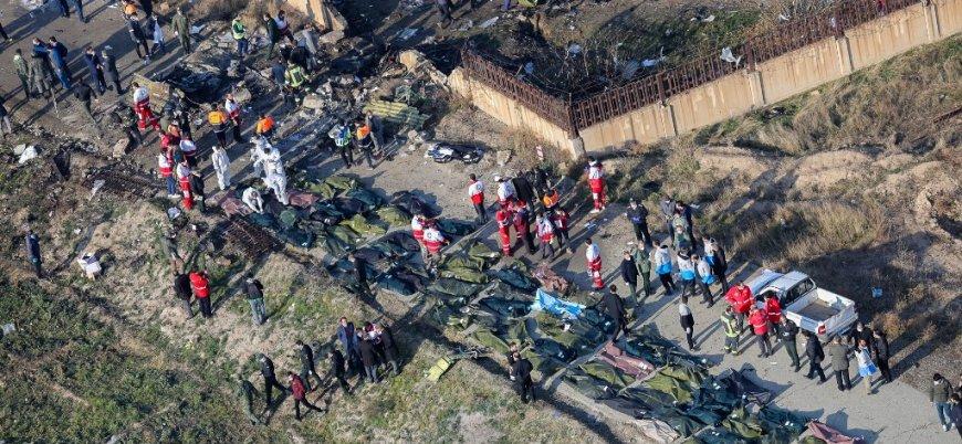 İran rejimi: Ukrayna uçağını vurduğumuz bizden de gizlendi