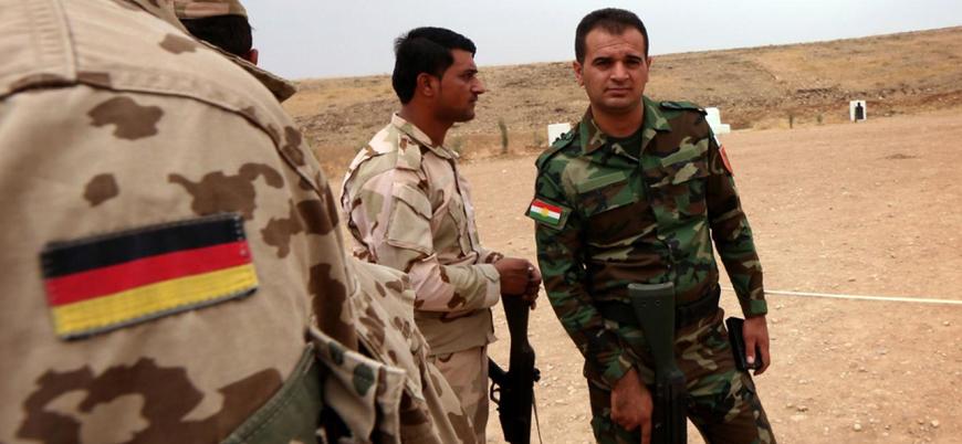 Almanya askerlerini Irak'tan çekmeyecek