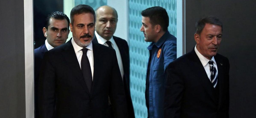 """""""MİT Başkanı Fidan ile Esed rejimi istihbarat başkanı Memlük Moskova'da görüştü"""""""