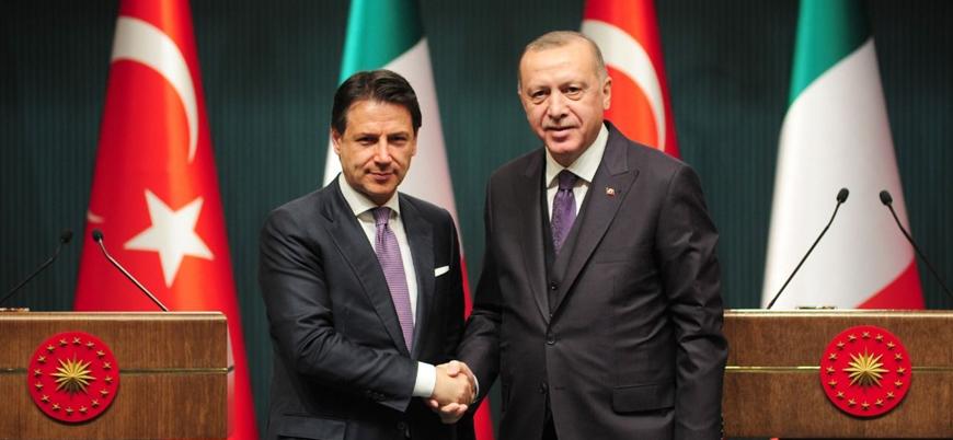 Türkiye ile İtalya Libya'da 'kalıcı barış için umutlu'