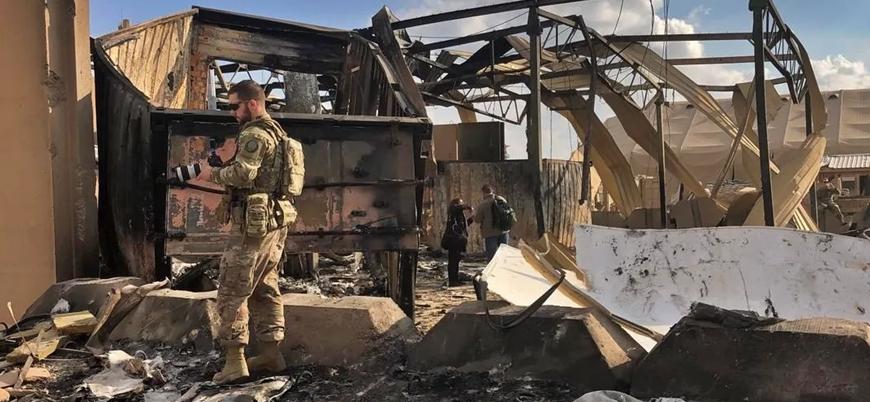 Irak'ta ABD askerlerinin bulunduğu üsse füzeli saldırı