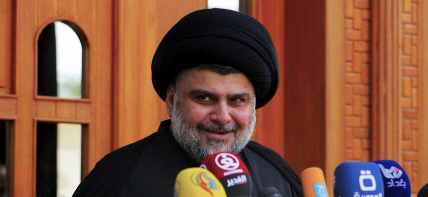 Iraklı Şii lider Sadr'dan 'ABD varlığını protesto' çağrısı