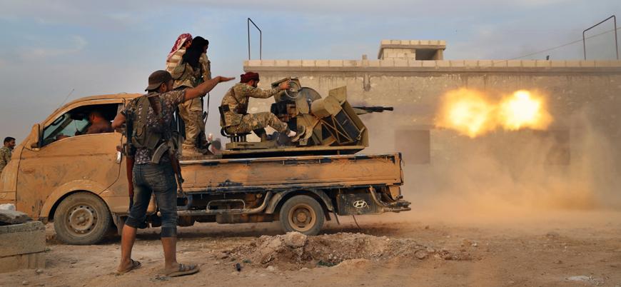 Çavuşoğlu yanıtladı: Türkiye Suriyeli muhalifleri Libya'ya gönderecek mi?