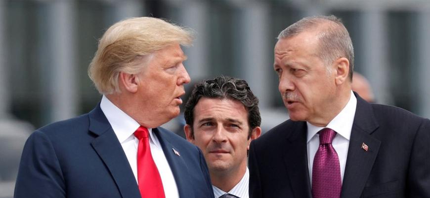 Erdoğan Trump ile görüştü: Gündemde Libya, Suriye ve İran var