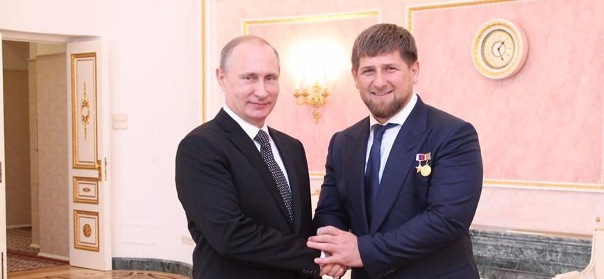 Çeçenistan'da Putin yanlısı lider Ramazan Kadirov görevi bıraktı