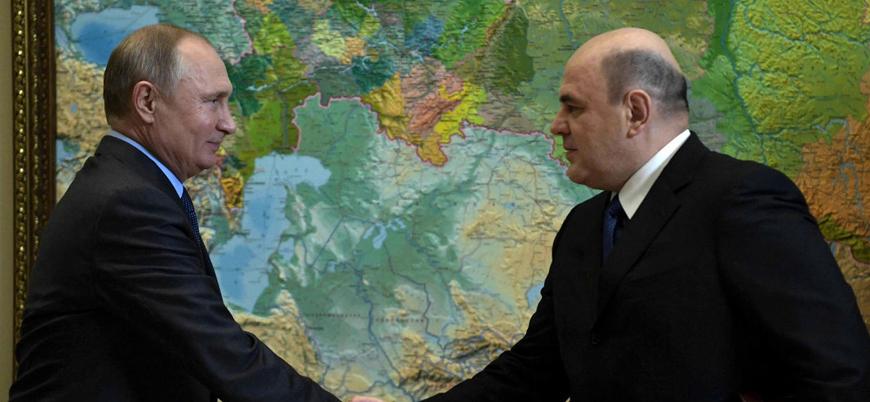 Putin yeni başbakan olarak Mihail Mişustin'i aday gösterdi