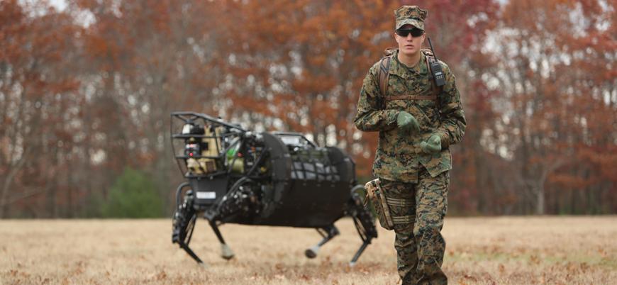 ABD: Yapay zekayı orduya dahil etme sürecini hızlandırdık
