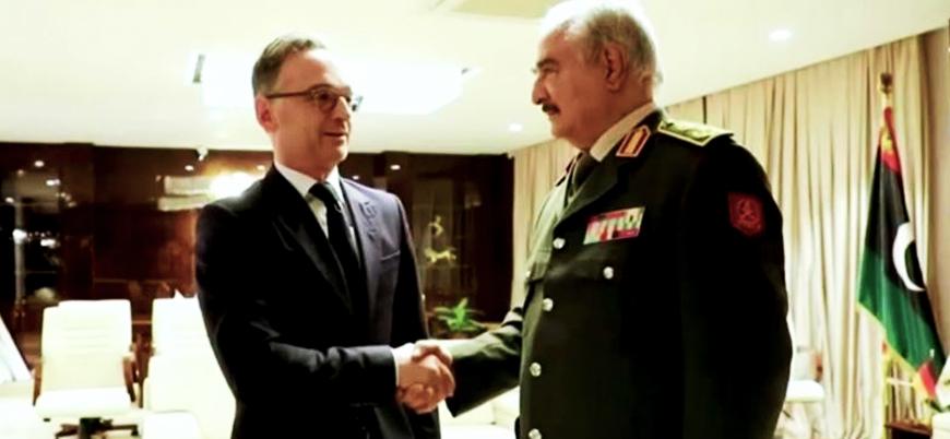 Almanya: Hafter Libya'da ateşkesi kabul etti