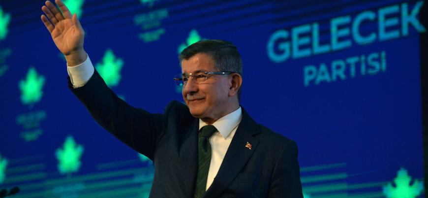 Davutoğlu'nun Gelecek Partisi seçime giremeyecek mi?