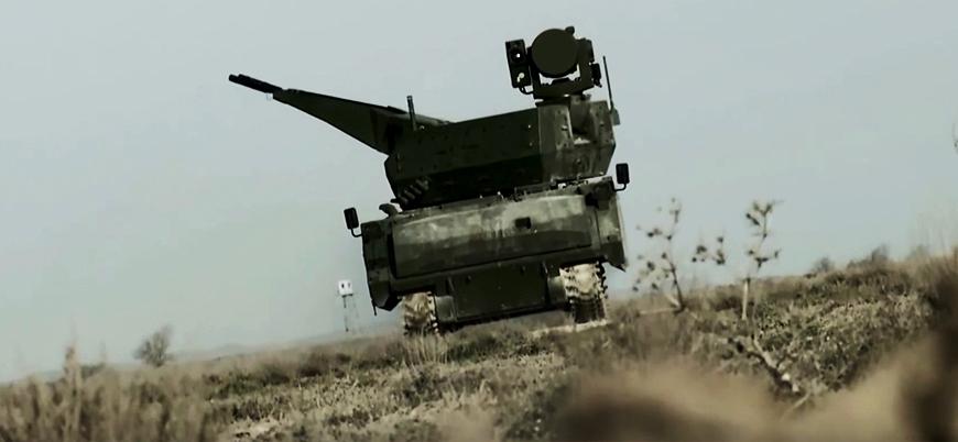 """""""Türk hava savunma sistemi 'KORKUT' Libya'da"""""""