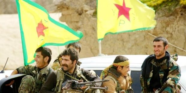 """""""ABD'nin YPG'ye desteği Türkiye'yi çileden çıkardı"""""""