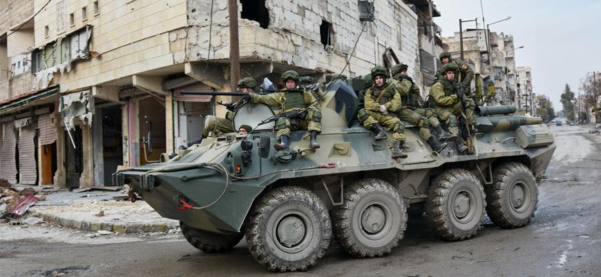 İdlib'de muhaliflerin karşı saldırısında 4 Rus askeri öldü
