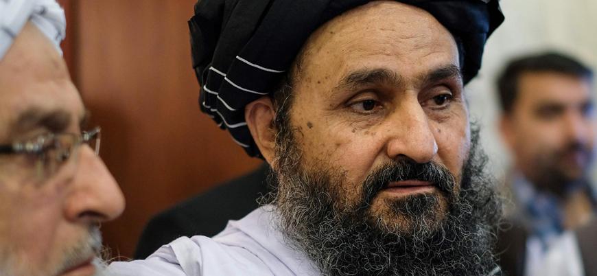 Taliban Siyasi Ofis Şefi Molla Birader: ABD Afganistan'ı işgal etmeye kalkmakla hata yaptı
