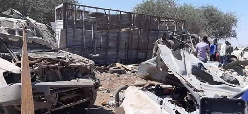 Somali'de Türk inşaat şirketi çalışanlarına bombalı araç saldırısı
