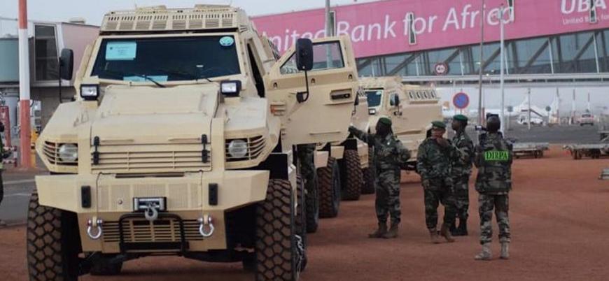 BAE'den 'cihat yanlılarına karşı' Mali'de Fransa destekli yönetime askeri yardım