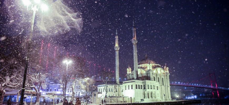 Meteorolojiden 'İstanbul'a kar yağışı' uyarısı