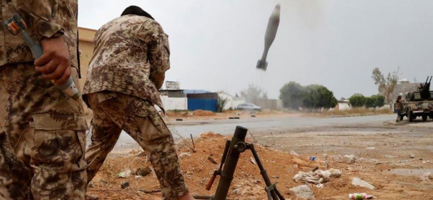 """""""Hafter güçleri Libya'da ateşkesi ihlal ediyor"""""""