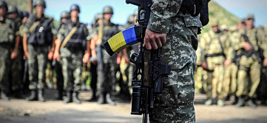 Rus yanlısı milislerden Ukrayna askerlerine saldırı: 1 ölü 10 yaralı