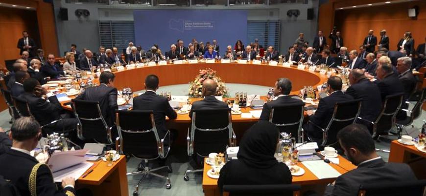 Berlin'deki Libya zirvesinde neler konuşuldu?