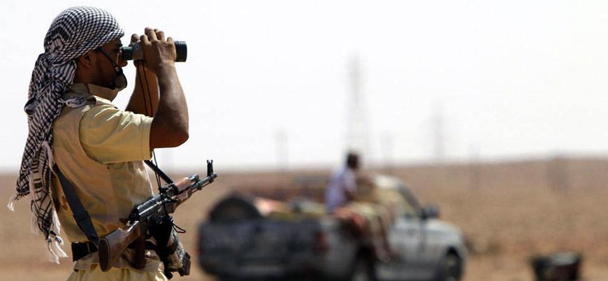 """""""Libya'da Türkiye destekli 2 bin 400 Suriyeli savaşçı var"""""""