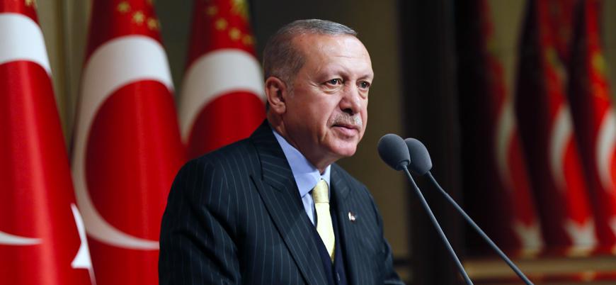 Erdoğan: Bir güçlü devlet olarak bizden birçok beklentiler var