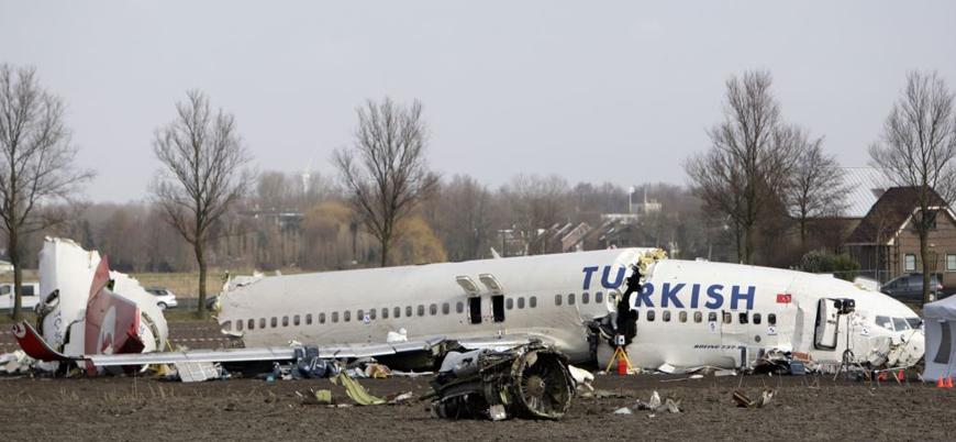 """""""THY uçağının kazasında Boeing'in hataları ABD'nin baskısıyla gizlendi"""""""