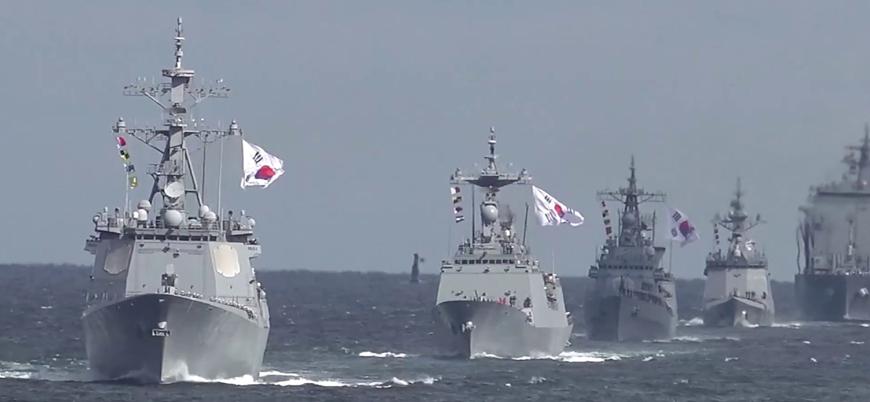 Güney Kore'den Hürmüz Boğazı'na asker sevkiyatı