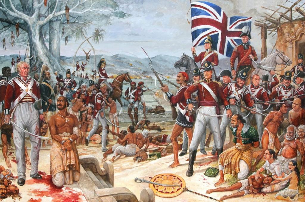 İngiltere'nin yüzleşemediği sömürgeci geçmişi