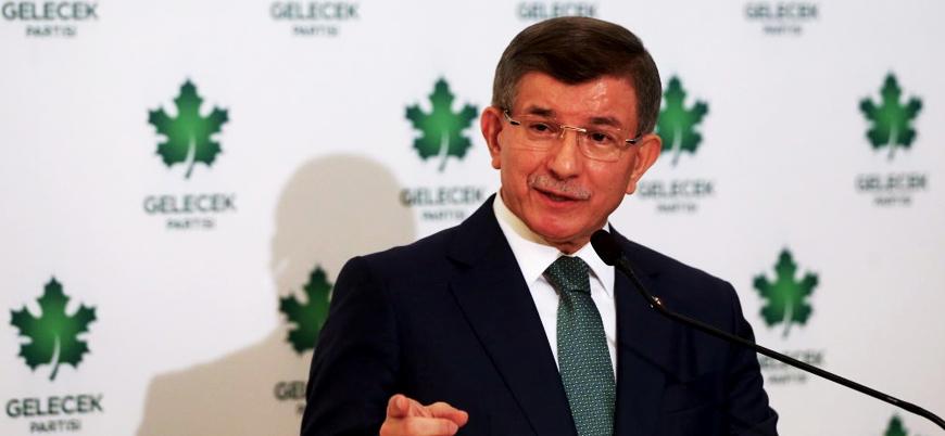 Gelecek Partisi lideri Davutoğlu: Demirtaş'ın tutuklu olmasına onay vermem