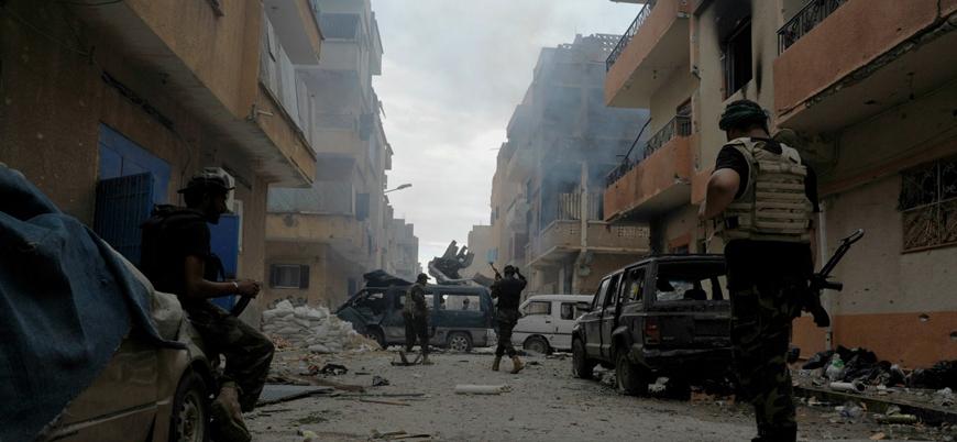 """""""Libya'da BM barış gücüne gerek yok"""""""