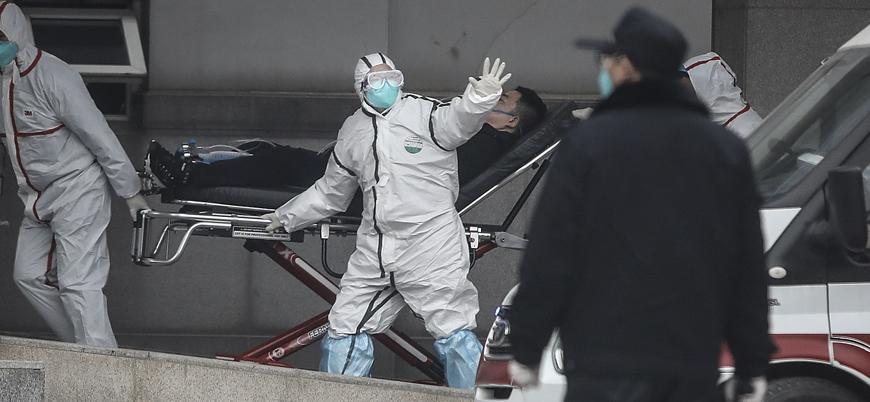 Çin'deki virüs salgınında ölü sayısı 17'ye yükseldi