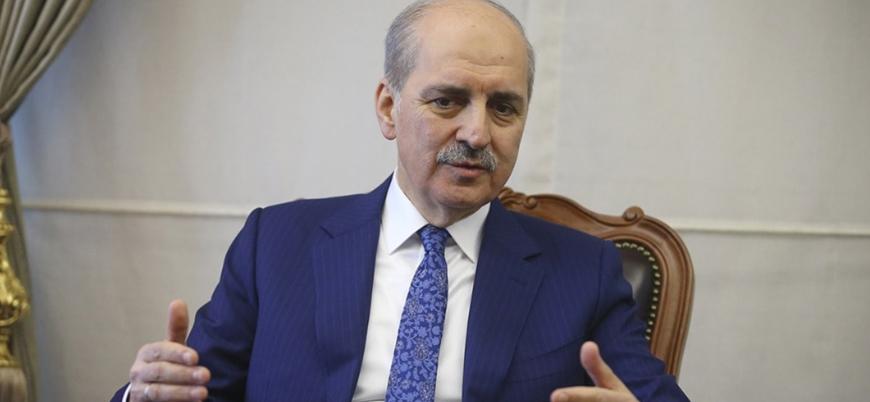 AK Partili Kurtulmuş'tan 'erken seçim' açıklaması