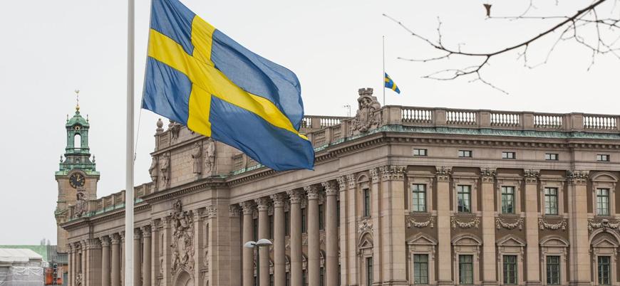 İsveç 27 bini Suriyeli 75 bin mülteciye vatandaşlık verdi