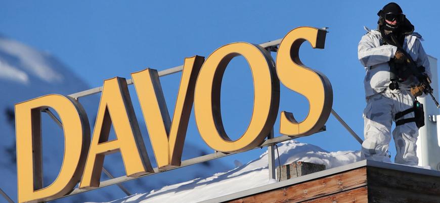 """""""Davos'ta tesisatçı kılığında iki Rus ajan yakalandı"""""""