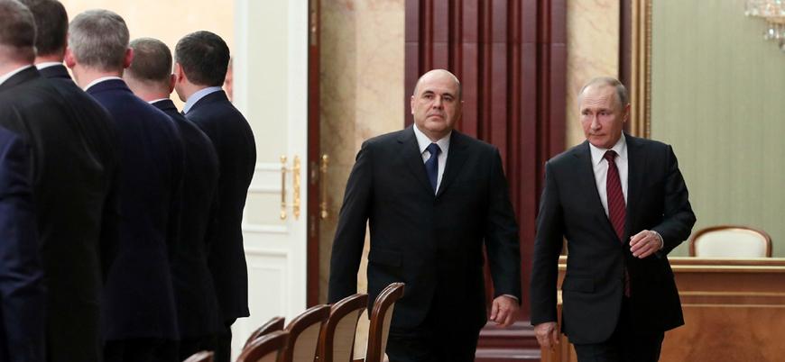 Putin yeni kabineyi onayladı: Çok dengeli ve ciddi şekilde yenilenmiş