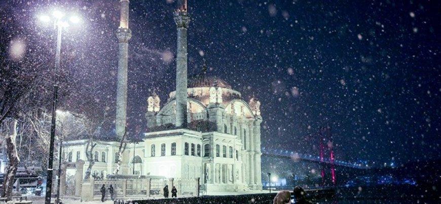 İstanbul Büyükşehir Belediyesi'nden kar uyarısı